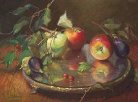 APPLES WITH FIGS