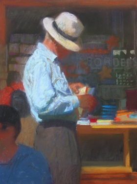 BOOKSTORE, WHITE HAT